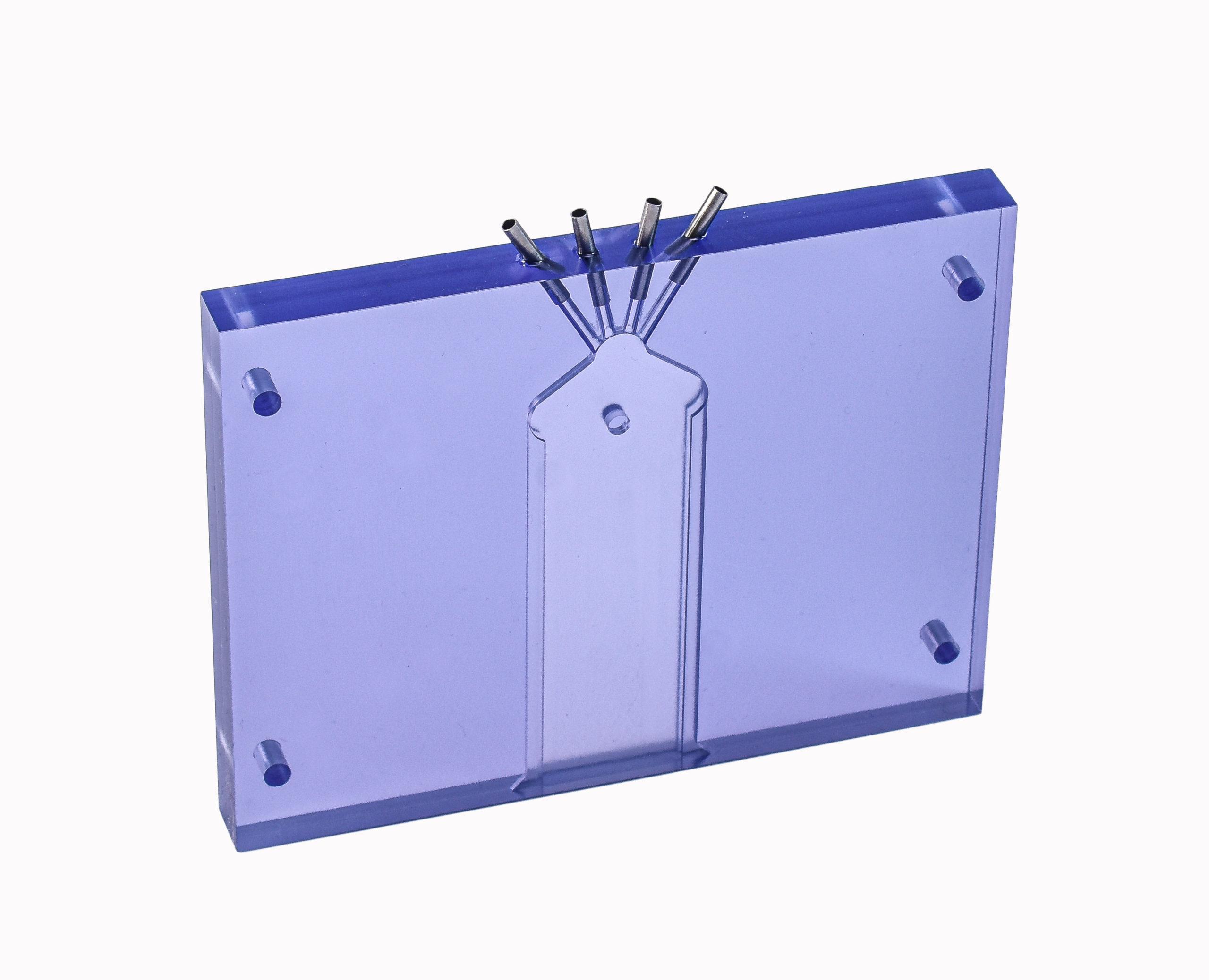 Photo of bonded PVC manifold