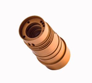Photo of PPS machining, insulator