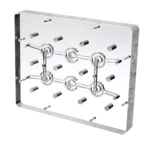 acrylic manifold