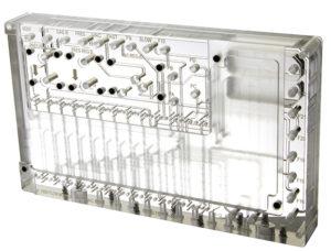 acrylic manifold large